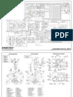 Aiwa AD-WX727 (Schematic)