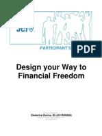 DesignyourWaytoFinancialFreedom Manual ENG