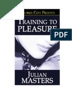 Julian Masters - Training to Pleasure