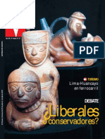 VARIEDADES-27= Liberales o conservadores ( Huacos eròticos ) (2007)