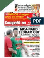 Edition du 16 septembre 2009