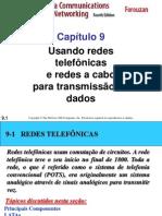 9 Redes telefônicas
