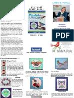 Linda M. Poole's 2014 brochure