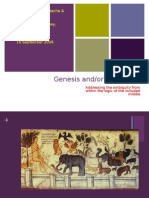 Doru Costache - Genesis & Evolution