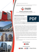 Frasers Centrepoint IntroDoc (Clean With Gatefold)