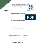 Cuestionario 2013 Primer Parcial José Figueroa