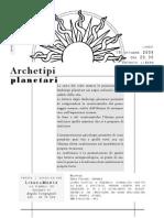 Archetipi Planetari