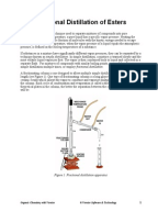 simple distillation lab report pdf