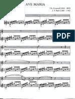 Gounod - Ave Mria - Melodico e Chitarra