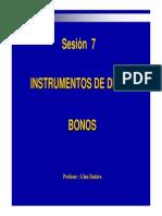 Bonos 5