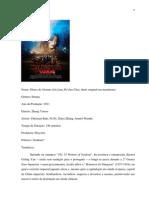 Atividade Fílmica - América II