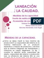 PLANEACIÓN DE LA CALIDAD