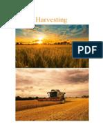Large Rice,Wheat Combine Harvester