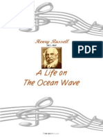 Russell Henry - A Life on the Ocean Wave (Wilkinson)
