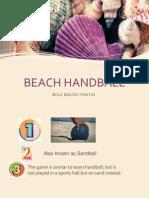 Beach Handball 1