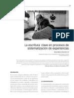 ART El Diario de Campo y La Escritura