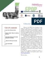 EPOP Newsletter #7