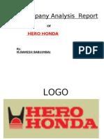 Hero Honda Project23