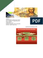 Resumo da Aula 002 Religiões e Seitas Comparadas