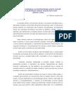 Inovações Técnológicas na Bioclimatologia