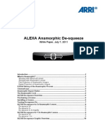 Anamorphic de-Squeeze White Paper