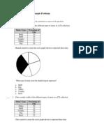 Circle Graphs Quiz 2