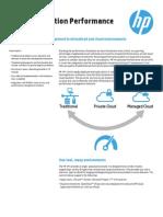 Datasheet_HP Virtualization Performance (vPV)