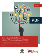 The Global Retail Banking Digital Marketing Report 2013