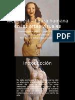 Webquest – figura humana en las artes visuales