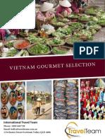 Vietnam Gourmet Selection - Travel Team