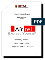airtelreport-090411135453-phpapp011