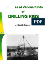 Types of Drilling Rigs