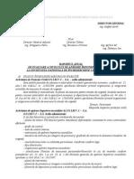 Raport anual de eveluare a nivelului de apărare împotriva incendiilor 2013
