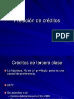 5 Prelacion de Creditos