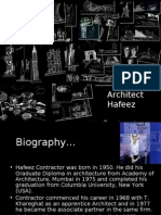 hafeez contractor - contemporary architecture