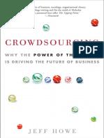 CrowdSourcing by Jeff Howe - Excerpt