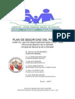 Plan de Seguridad Del Paciente Iquitos