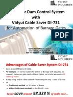 Automatic Dam Control Sytem_Vidyut Industries
