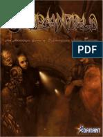 Adm4001 - UnderWorld - An Adventure Game of Subterranean Fantasy (Oef)