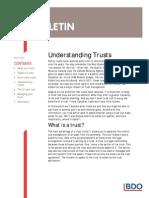 Understanding Trusts