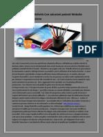 Boost Up Online- Attività Con soluzioni potenti Website Design e manutenzione