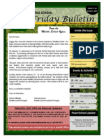 Parent Bulletin Issue 18 SY1314