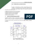 Clase 1 Sistemas Bd