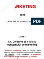Capitolul 1 Marketing Nou