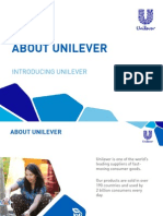Unilever Intro Updated