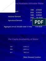 Surface Water Quality and Availability Issues Kaur