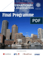 Boston 2013 Final Programme FULL