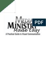 Media Ministry Made Easy