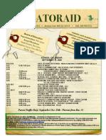 Gatoraid 091709