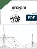 Fair American Brigantine Plans